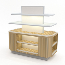 Center Display Rack for Convenience Store