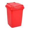 Non-toxic Recycling Pedal Colourful Trash Bin