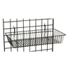 Gridwall Baskets Create Eye Catching Bulk Retail Displays
