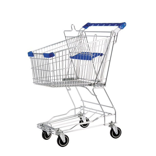 Y Series Shopping Cart-60L
