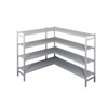 Aluminium Cold Room Shelving