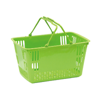 38L Double Handle Shopping Basket B-29
