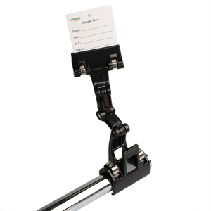 360 Degree Roto Clip Sign Holder