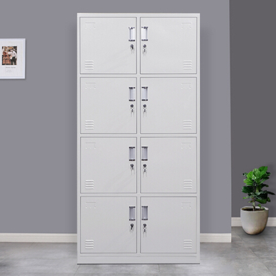8 Door Metal Storage Locker