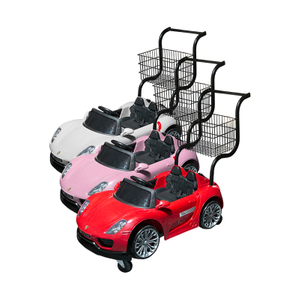 2019 July Latest Children's Shopping Trolley