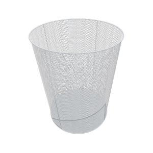 Metal Round Basket