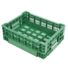 HDPE Plastic Foldable Collapsible Crate 4314