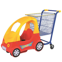 Children's Shopping Cart K-2