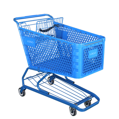 2018 November NEW Plastic Shopping Cart