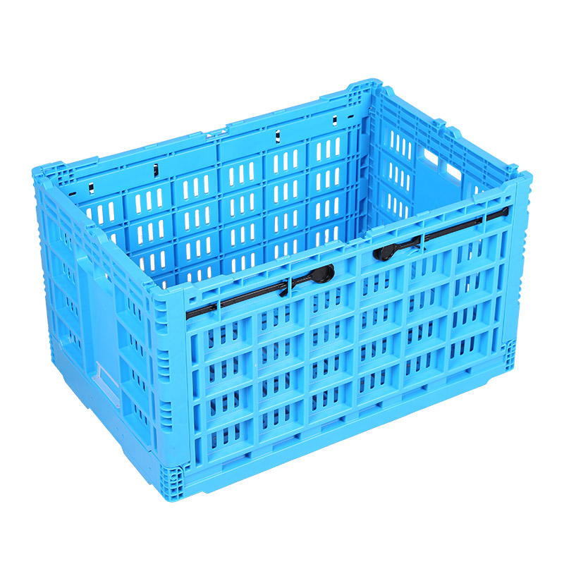 HDPE Plastic Foldable Collapsible Crate 6434