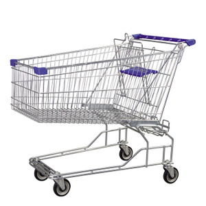 Y Series Shopping Cart-240L(B)