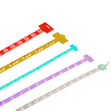 Supermarket Merchandiser Plastic Clip Display Strip