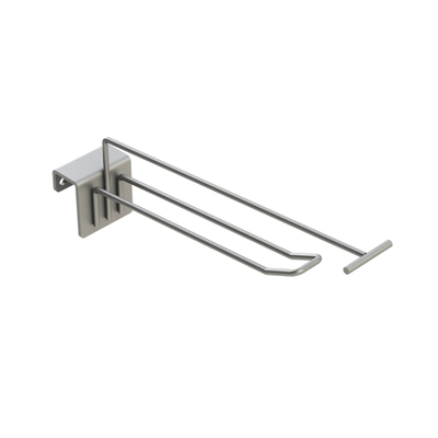 Looped Crossbar Hook with Swing Arm