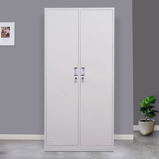 2 Door Metal Storage Locker