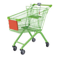 A Series Shopping Cart-100L