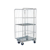 3 Sided Supermarket Roll Cages