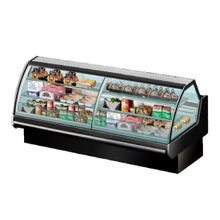 Supermarket -1~5℃ Deli Cooler for Service Counter Sushi Sandwich Display