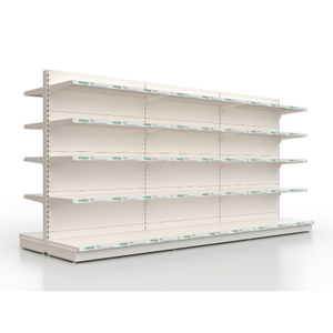 Standard Double Side Supermarket Shelf