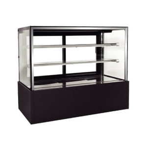 2~8℃ Cake Cabinet Cooler with Straight Glass