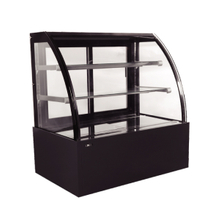 2~8℃ Cake Cabinet Cooler with Curved Glass