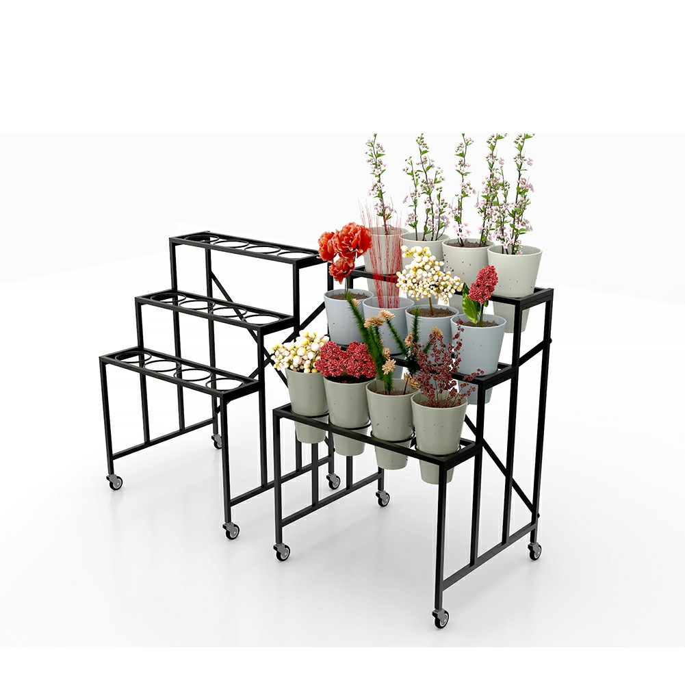 Flower Display Rack