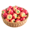 Round Rattan Basket for Fruit And Vegetable Display